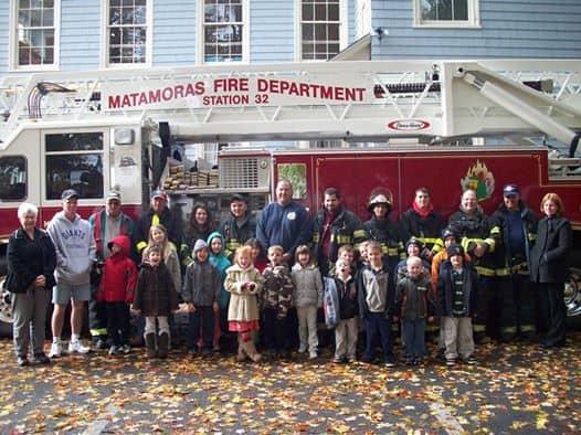 Matamoras fire department